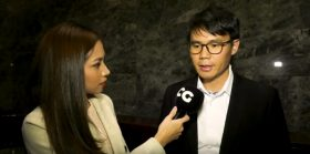 FastPay Button founder Matthew Qui discusses payments at CGC China