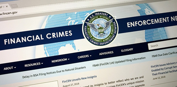 FinCEN: Work within the rules or face enforcement action