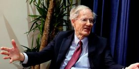 "George Gilder on Craig Wright's ""great vision"" for Bitcoin SV"