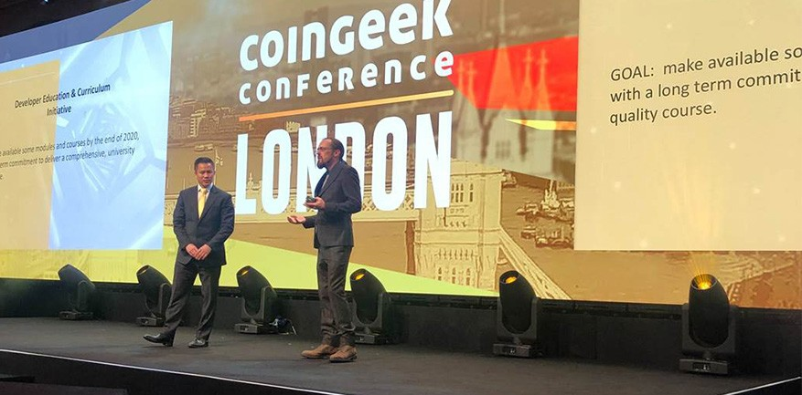 CoinGeek Conference Day 1 recap part 1