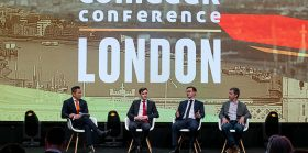 Investment experts discuss BSV development at CoinGeek London 2020