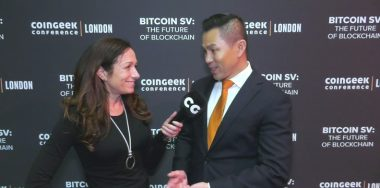 Jimmy Nguyen: 'There are real businesses, building real projects' with Bitcoin SV