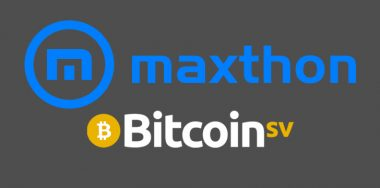 Maxthon announces world's first Bitcoin SV (BSV) powered Internet & Blockchain browser