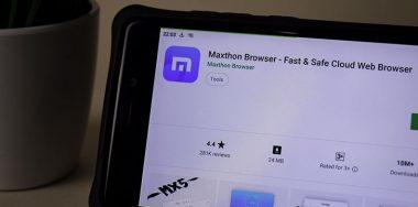 傲游首席执行官陈明杰揭露遨游六(Maxthon 6)的BSV相关功能
