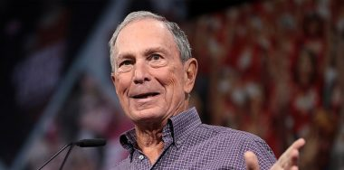 Michael Bloomberg offers five point plan to regulate cryptocurrencies