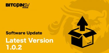 Optional software upgrade to BSV version 1.0.2 now available