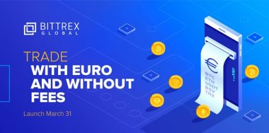 Bittrex Global launches EUR trading pairs, including BSV