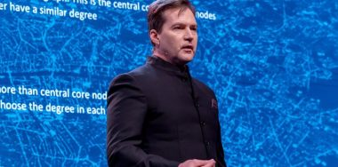 Craig Wright explains how Bitcoin helps governments catch criminals