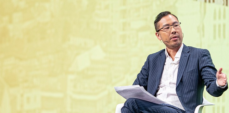 New CEO Jerry Chan on how TAAL can lead the new economic regime emerging from current crisis