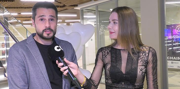 Toli Makris showcases EX Sports at Future of Sports conference