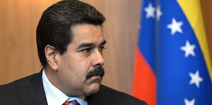 Venezuela President Nicolas Maduro is now a wanted man