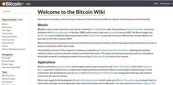 blockchain explained wiki