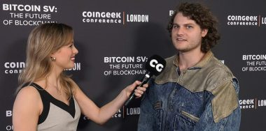 Sean Pollock at CoinGeek London 2020: London is the epicenter of BSV