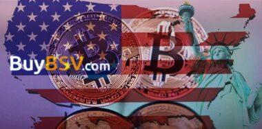 比特币SV入口BuyBSV业务扩展至2个国家/地区以及美国的2个州