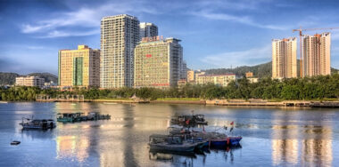 China's Hainan Province launches blockchain cross-border finance platform