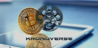 Kronoverse: A Bitcoin solution for in-game items with BSV