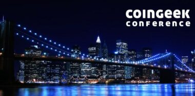 6th CoinGeek Conference comes to New York – with special guest star; London