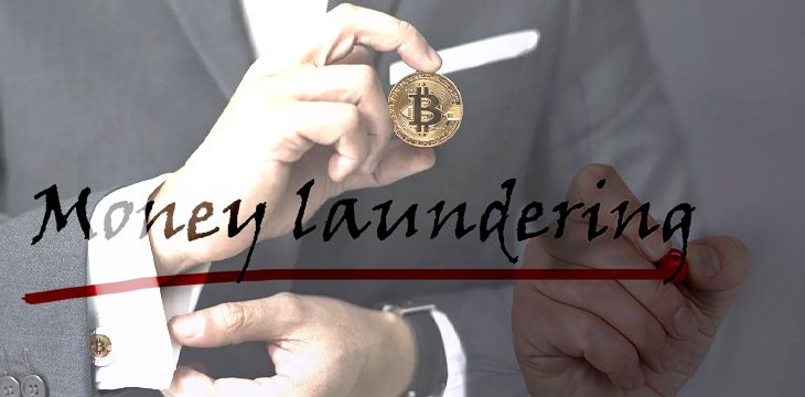 AML Bitcoin team charged with money laundering