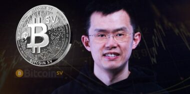 Bitcoin SV haunts Binance CEO and causes need for explanation