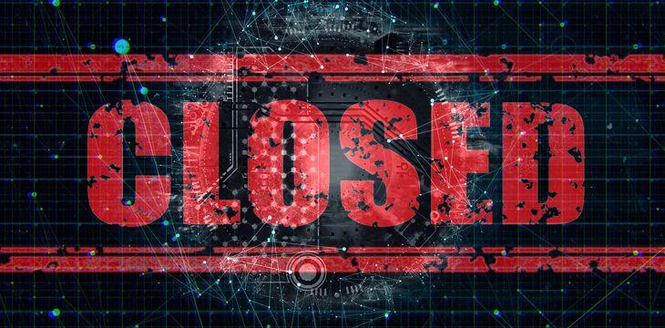HyperBlock在惨淡的BTC市场背景下停业