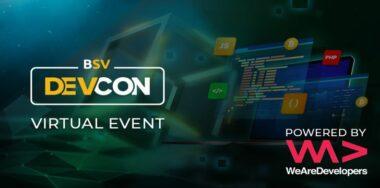 Bitcoin SV DevCon 2020 kicks off on July 18—don't miss it