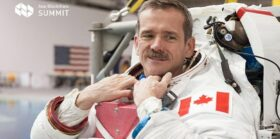 Celebrity Astronaut Chris Hadfield to Receive his Digital Currency at ABS2020