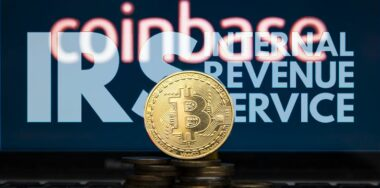 Coinbase former customer sues IRS for records seizure