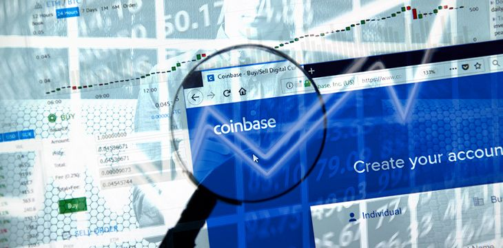 Coinbase prepares for US stock exchange listing in late 2020