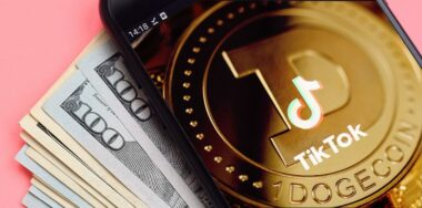 Dogecoin value jumps over 100%, thanks to TikTok