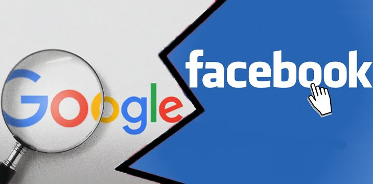 Facebook, Google face $300B lawsuit over digital currency ad ban
