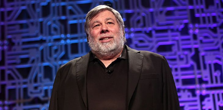 Steve Wozniak comes after YouTube over BTC giveaway scams
