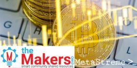 TheMakers.org harnesses Bitcoin power with MetaStreme's help