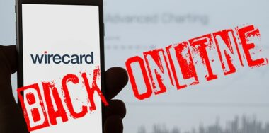 Wirecard digital currency services back online