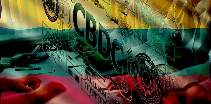 全球首枚央行数字货币诞生于立陶宛