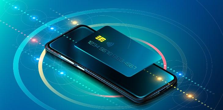 中国发行首张数字银行卡