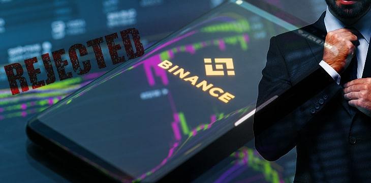 Binance bid to save Liechtenstein private bank junked by regulator