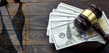 当法院审理1200万美元的ICO诉讼时,前选美皇后就失踪了