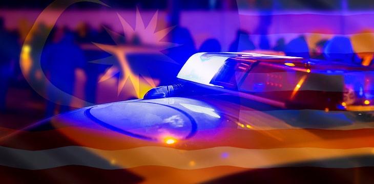 马来西亚当局突击搜查涉嫌窃偷电的26家数字货币场所