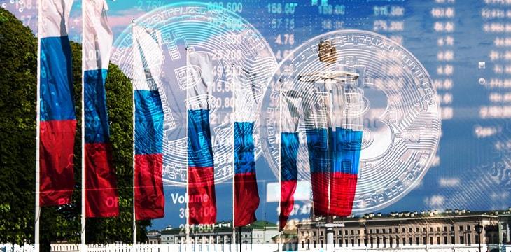 Russia issues landmark digital currency-backed loan