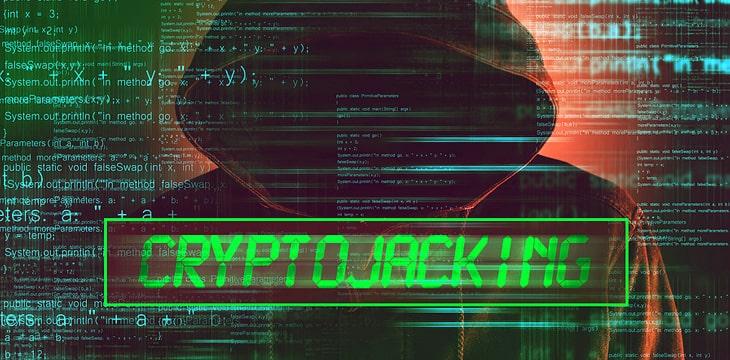 Sophisticated cryptojacking malware targets banking and education