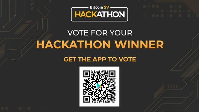 vote-for-your-3rd-bitcoin-sv-hackathon-finalist-via-coingeek-conference-app