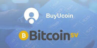印度数字资产交易所BuyUCoin引入Bitcoin SV交易对