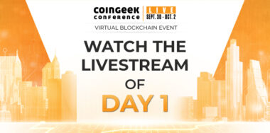 CoinGeek Live 2020 Day 1 broadcasting live from New York, London