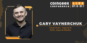 Gary Vaynerchuk to speak at CoinGeek Live