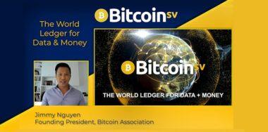 Jimmy Nguyen在2020年贝加尔峰会上发言:比特币是世界数据和货币账簿