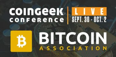 Bitcoin Association CoinGeek Live 2020 sponsor spotlight