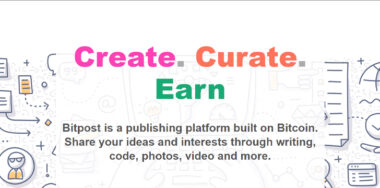 Bitpost.app – Create. Curate. Earn.