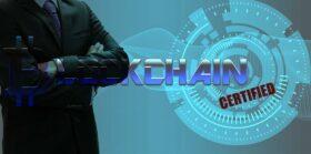中国首批区块链金融工程师持证上岗