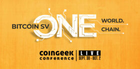CoinGeek Live Conference Day 1 Agenda