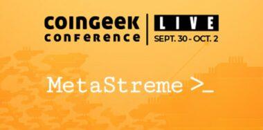 MetaStreme CoinGeek Live 2020 sponsor spotlight